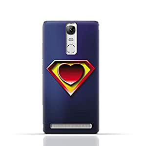 Lenovo K5 Note TPU Silicone Case With SuperHeart