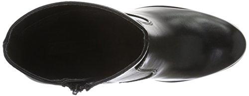 BUFFALO B109e-63 P1735a Pu, Zapatillas de Estar por Casa para Mujer Negro - negro (negro 01)