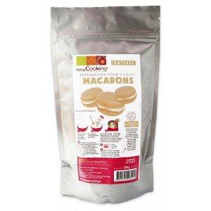ScrapCooking Macaron Mix - Natural (Macaron Baking Mix)