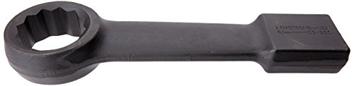 Armstrong 59-360 60mm Black Oxide 12 Point Straight Pattern Slugging Wrench ()