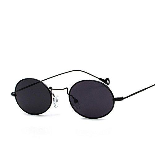 Aoligei Art petit frais de lunettes de soleil petite boîte ronde visage visage ombre lunettes femme marée-lunettes de soleil ANmB07Hb5T