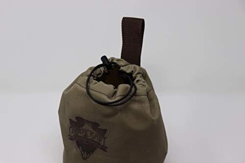 Bush Pot Bag Bushcraft Cookware Bag Waxed Canvas