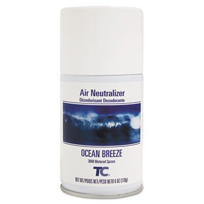 TEC4015471 - Standard Aerosol Refill, Ocean Breeze, 6oz by TC