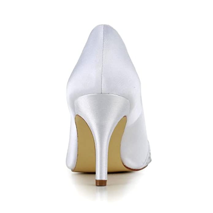 Scarpe E Borse Da Donna Col Tacco Jia Wedding 8390b2a Sposa