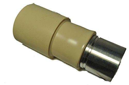 Shark Adapter - Central Vacuum Cleaner Hose End Wall Adaptor BI-4525