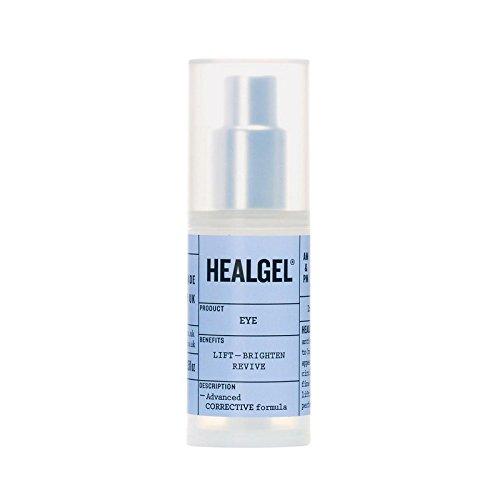 ゲル白眼式15ミリリットルを癒します x2 - Heal Gel Brightening Eye Formula 15ml (Pack of 2) [並行輸入品] B071NHBQ8Q