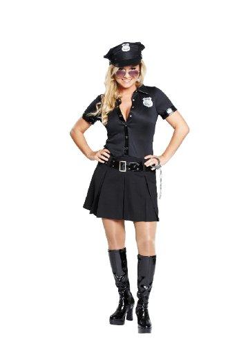 Karneval Damen Kostum Sexy Polizistin Verkleiden An Fasching Gr 34