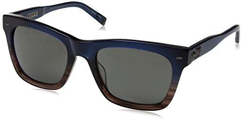 John Varvatos V510 Square Sunglasses, Navy Gradient UF, 21 - John Varvatos Sunglasses