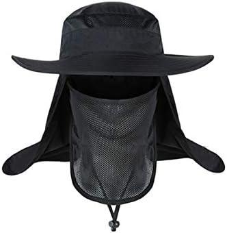 byou Sombrero de Sol,Gorra de Pesca al Aire Libre Nylon 360 ...