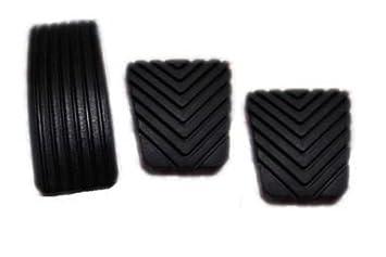 3 pcs cartucho para pedal de embrague del freno Acelerador Pedal: Amazon.es: Coche y moto