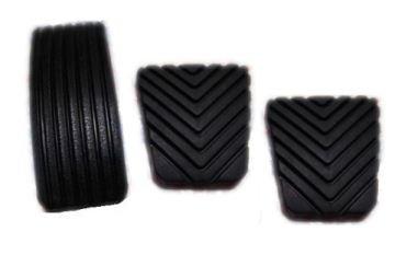 3 PCS Brake Clutch Pedal Pad & Accelerator pedal FEILIDA