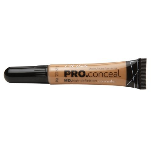 L.A. Girl Pro Conceal HD Concealer, Cool Tan 0.25 oz. (8 g) by L.A. Girl