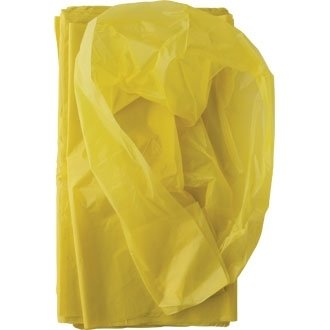 Bolsas de basura amarillas, 450 x 725 x 850 mm, 80 litros ...