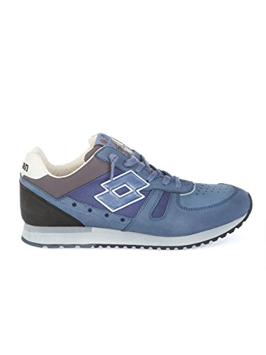 Lotto Sneakers Uomo S2988NAUTIC Camoscio Blu