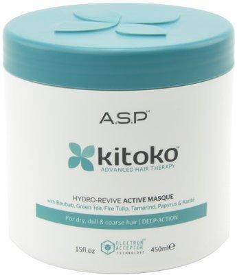 ASP Kitoko Hydro-Revive Активный Masque - 15 унций