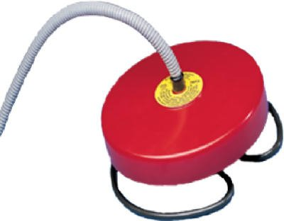 Allied Precision Ind 7621 Stock Tank De-Icer, Floating, 1000-Watts - Quantity 6