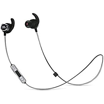 7d8b6c39c2f JBL Reflect Mini 2 Wireless in-Ear Sport Headphones with Three-Button  Remote and Microphone - Black