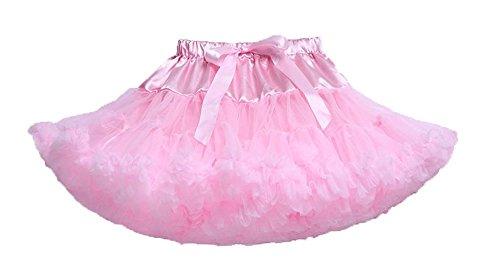 Pettiskirt Boutique Girl (Girl Pettiskirt Skirt Petti Party Dance Tutu Dress 1-9Y 4/5Y)