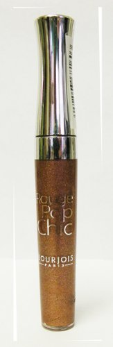 Bourjois Rouge Pop Chic Lipgloss, 07 Beige Choc, 0.1 Ounce ()