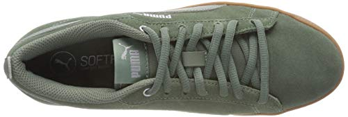 Smash Ginnastica 04 Sd Basse Scarpe Donna V2 Puma Da Wreath laurel Grigio Wreath Wns laurel Yqw4dxd