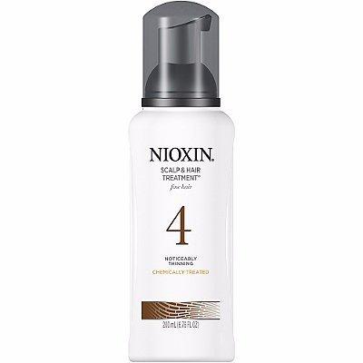 Nioxin System 4, traitement du cuir chevelu, 200 Ml