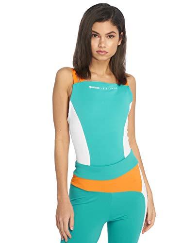 Reebok Turquoise Gigi Body W Bodysuit vXrPxOXpqw