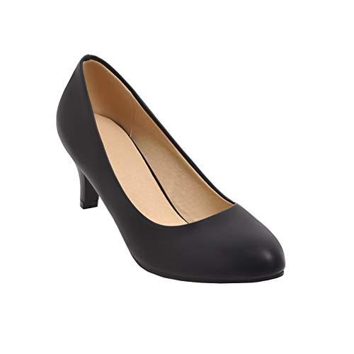 On Woman Round 6 Scarpe Vaneel toecm C nere Vazgrt Slide pumps YRxCdq