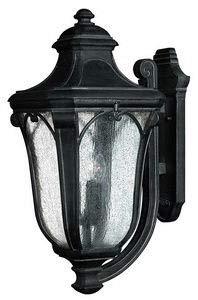 Hinkley 1319MO Trafalgar - One Light X-Large Outdoor Wall Mount, Choose Lamping Option: Candelabra