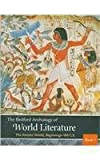 Bedford Anthology of World Literature V1 and V2 and V3 and LiterActive, Davis, Paul and Harrison, Gary, 0312474563
