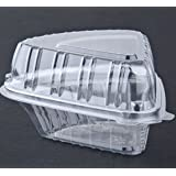 25 pack cheesecake container -