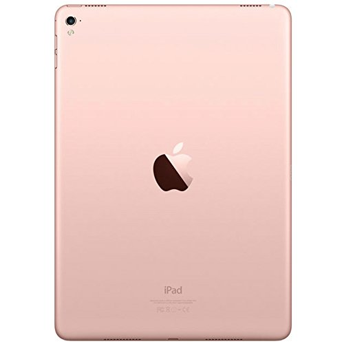 apple ipad pro tablet 32gb wi fi 9 7 rose gold certified import it all. Black Bedroom Furniture Sets. Home Design Ideas
