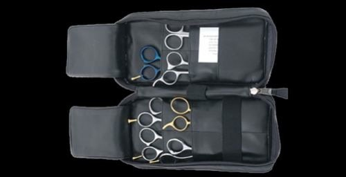 Kenchii Beauty Shear Case Holds Eight 6.5