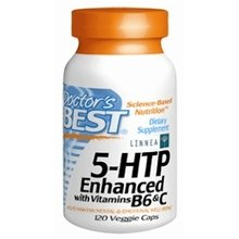 Doctors Best 5HTP Enhanced With Vitamins B6 And C