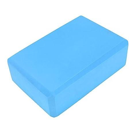 Amazon.com : Teal azul do retângulo de espuma Ginástica 22 ...