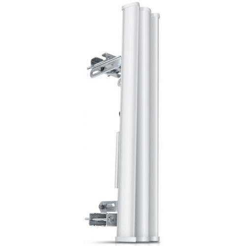 Ubiquiti Networks AM-2G15-120 2x2 MIMO BaseStation Sector Antenna - Range - UHF - 2.30 GHz to 2.70 GHz - 16 dBi - Base StationSector by Ubiquiti Networks