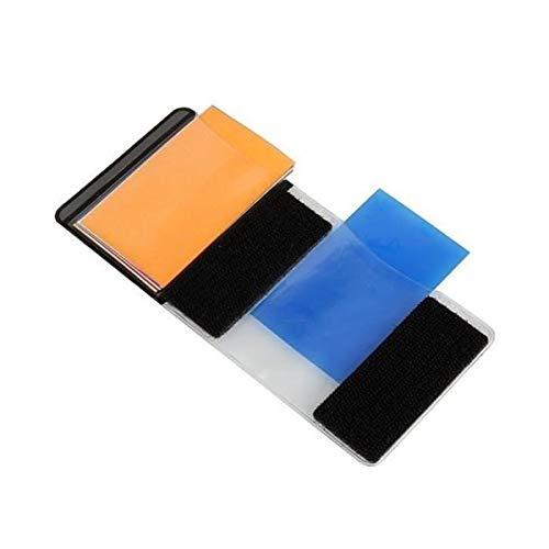 mi ji Kit de difusor de 12 Colores para Canon Speedlite 600EX 580EX II 430EX 320EX 270EX/Accesorios de m/óviles y telefon/ía