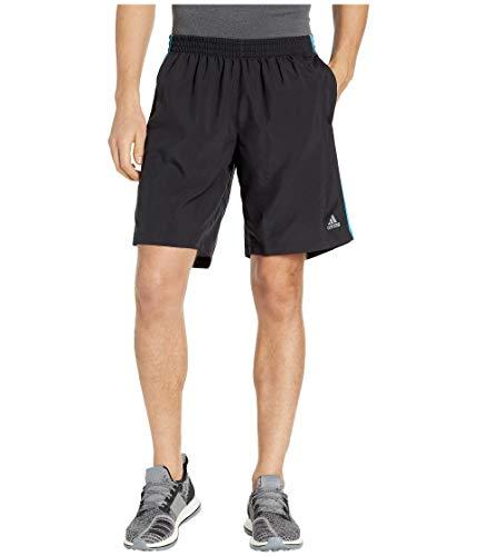 adidas Men's Own The Run Shorts, Black/Shock