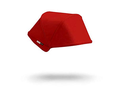 Bugaboo Runner Sun Canopy, Red