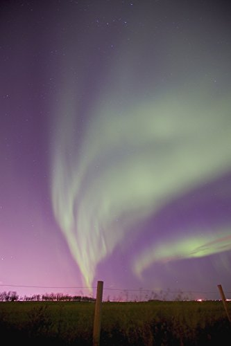 Buy posterazzi northern lights poster print 11 x 17