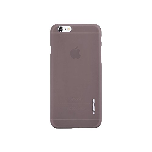 """Iphone 6 Case Shumuri for Iphone 6 - Extra Slim, Good Protection / Great Handgrip Premium (4.7"""") (Frosted Gray)"""