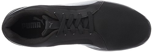 Puma St Trainer Evo, Unisex Adults' Low-Top Sneakers Black (Black/Asphalt 11)