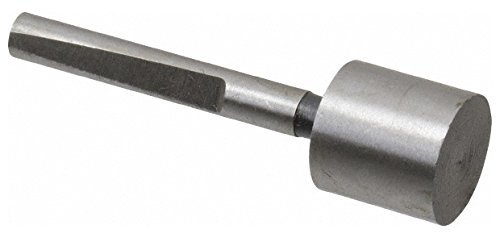 11/16'' Head Diam, 1/4'' Shank Diam, Counterbore Pilot, Carbon Steel by Value Collection