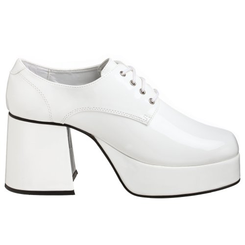 White 02 Oxford Jazz Pleaser Blanc Homme wp4vn70