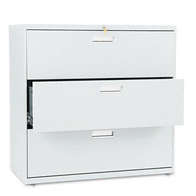 HON693LL - HON 600 Series Three-Drawer Lateral File