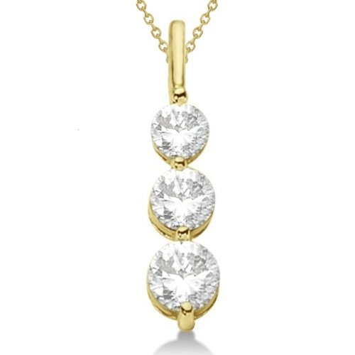 0.75 Ct Diamond Necklace - 6