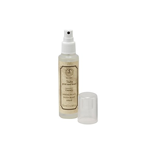 Taylor Of Old Bond Street Sandalwood Deodorant Spray, ()