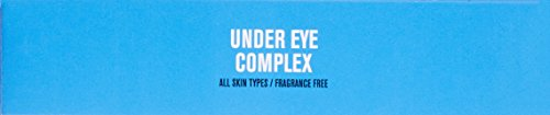 Baxter of California Under Eye Cream for Men | Depuffing and Line Reducing | Unscented | 0.75 fl oz
