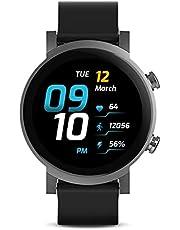 TicWatch E3 Smartwatch voor heren Draag OS by Google met Snapdragon 4100 Google Pay GPS Hartslagmeting Stressbeheer Compatibel met iOS en Android