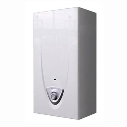 Chaffoteaux Calentador de GAS FLUENDO PLUS Batería 14 LT Cámara Abierta GLP