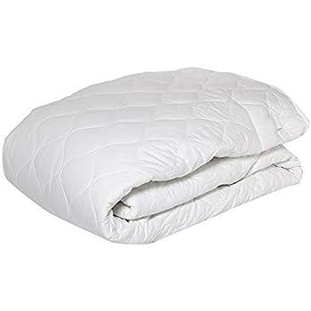 Sunbeam Heated Mattress Pad | Water-Resistant, 10 Heat Settings , White , California King - MSU6SCK-T000-11A00